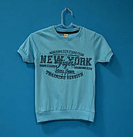 Детские футболки для мальчиков 10-14 лет, Футболки детские Турция оптом