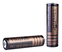 Аккумулятор UltraFire BRC 18650 4000 mAh Li-Ion