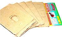 """Мешки для пылесосов """"Универсал"""" (5шт/уп) бумажные, одноразовые, фото 1"""
