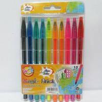 Ручки шариковыенабор Beifa 10 цвет AA 934-10 U (12/144)