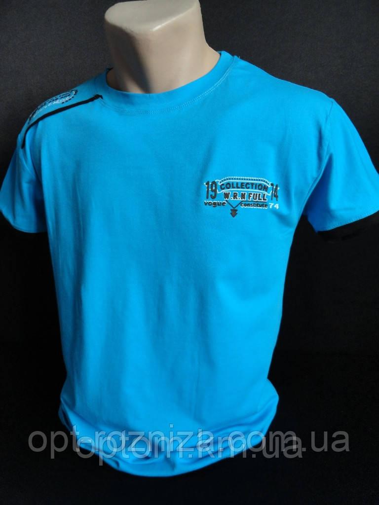 Недорогие мужские летние футболки