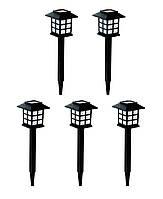 5x Садовый светильник на солнечной батарее RGB 249, фото 1