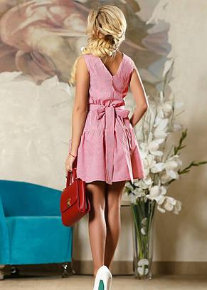 Модное летнее платье в полоску, фото 2