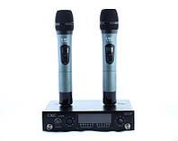 Радиосистема UKC UHF U-5000 2 беспроводных микрофона