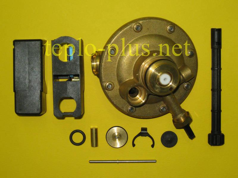 Клапан (трехходовой) датчика протока 6281503 Sime Format.Zip , фото 2