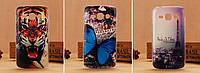 Чехол с рисунком для Samsung Galaxy Ace 3 S7270