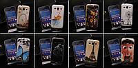 Чехол с рисунком для Samsung G350 G350e Galaxy Star Advance Duos