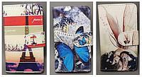 Чехол-книжка с рисунком для Sony Xperia C s39h c2305