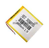 Аккумулятор Universal (Li-ion, 3.7V) 3090105 size: 105x90x3mm. (5000mAh)