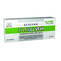 Гліцин (Євро Плюс) 40 табл.