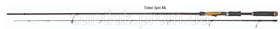 Спиннинг Konger Troker Spin ML 210m (5-20g)