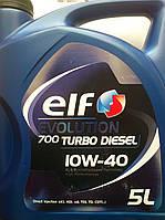 Моторное масло ELF Turbo Diesel 10W-40 (5 литров)