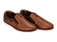 Мокасины Etor 13254-2516 40 коричневые, фото 1