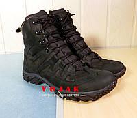 Ботинки тактические.Цвет Черный.Демисезонные