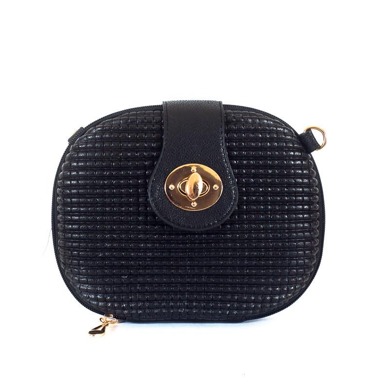 211a973867da Изящный модный стильный клатч-сумочка ,черный - Интернет магазин