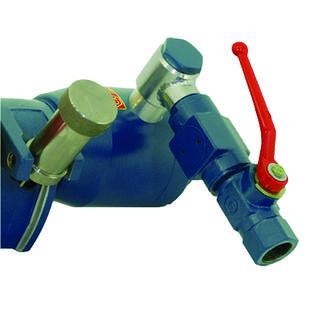 Тривод цепого трубореза 1-скоростной пневмомотор