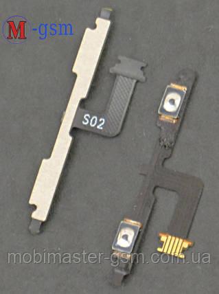 Шлейф Meizu MX4 Pro 5.5 с кнопками громкости, фото 2