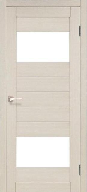 Двери Korfad PR-09 Дуб беленый