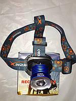 Налобный фонарь Police BL 6807 A- XPE *Акция!