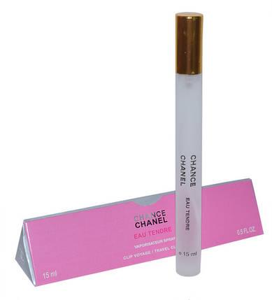 Женские духи Chanel Chance Eau Tendre пробник 15 мл, фото 2