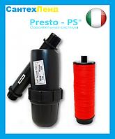 Дисковый Фильтр  для капельного полива Presto 3/4 (Самопромывной)