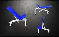Скамья для жима + Стойки для приседний + Штанга 115 кг + W-гриф