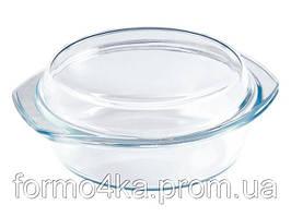 Кастрюля 2,5л с крышкой жаропрочное стекло VA BENE VB 3020007