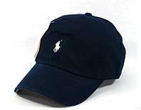 Кепка мужская Polo. Кепка женская Поло. Бейсболка | Синяя