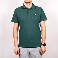 Футболка поло мужская летняя Red and Dog - King Pocket-Green