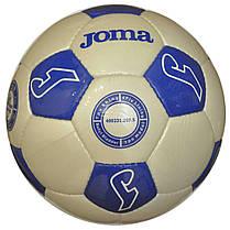 М'яч футбольний №4 Joma Inter Ukraine White-Blue 400231.207.4