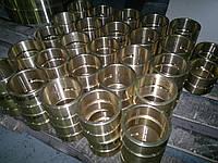 Втулка бронзовая с центробежным литьем ОЦС 555 и мех обработкой