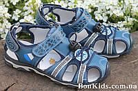 Босоножки  для мальчика с закрытым носком тм Тoмм р.34,36,37