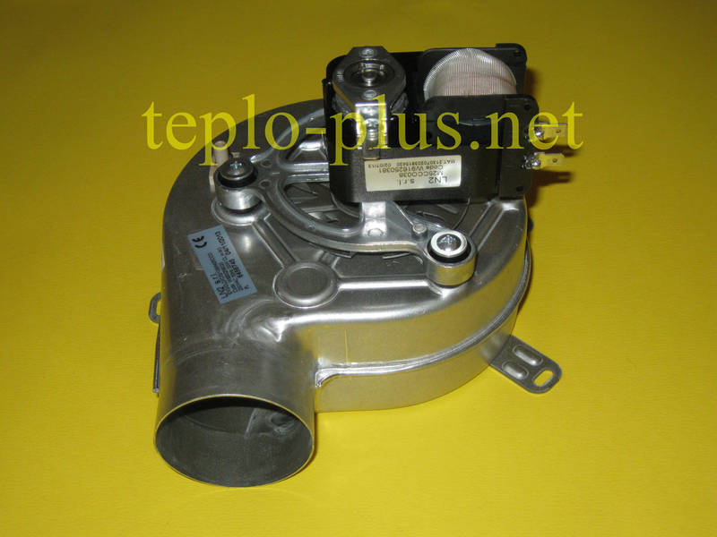 Вентилятор 6225634 (6225629) Sime Format.Zip 5 25 BF, Metropolis DGT 25 BF/30 BF, фото 4
