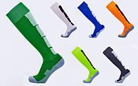 Гетры футбольные мужские LINE CTM003-1 (махра, верх-терилен, р-р 40-45, цвета в ассортименте)
