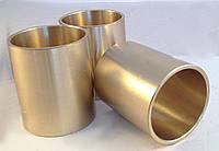 Втулки бронзовые с центробежным литьем марки БрОФ