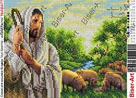 """Ікона""""Ісус Христос добрий Пастир""""АВ477"""