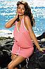 Красивое пляжное платье M 313 ELSA (S-L в расцветках), фото 5