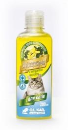 Шампунь АРИСТОКРАТ П/Б 200 мл. для кішок з екстрактом ромашки