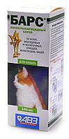 Спрей Барс для котов от блох и клещей 100 мл