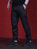 Штаны карго мужские, весенние, летние, осенние, брюки, черные