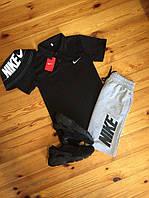 Мужские шорты найк  Мужская футболка  поло   Nike спортивные комплекты  Nike   Размеры: S,M,L,XL