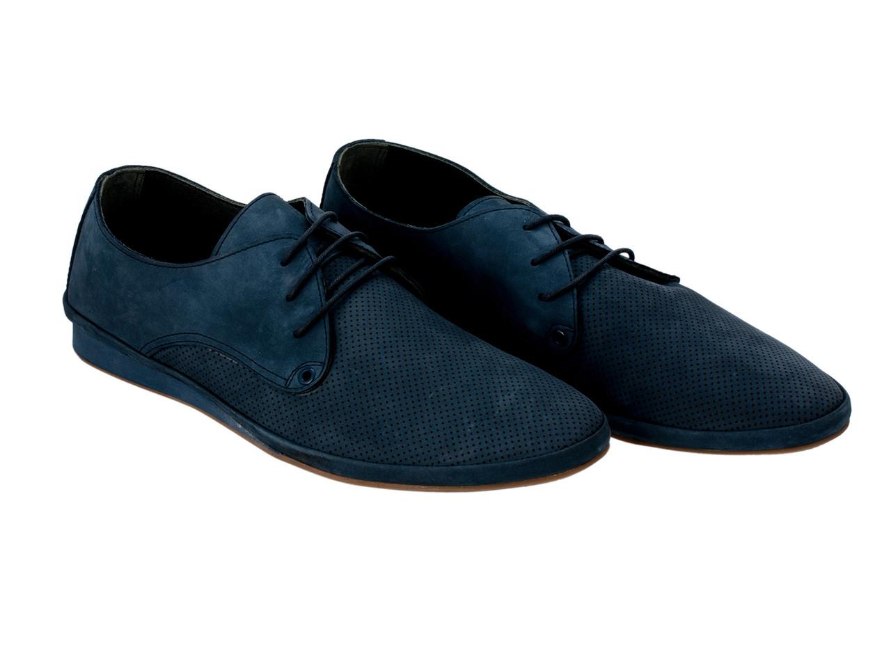 Мокасины Etor 11811-44-2041-734 синие