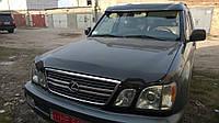 Козырек на лобовое стекло Lexus LX470, Лексус ЛХ470