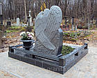 Скульптура ангела из гранита № 15, фото 3