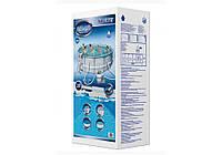 Каркасный круглый бассейн Bestway 56452 488x122 cм