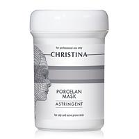 """Porcelan Astrigent Porcelan Mask Поросуживающая фарфоровая маска """"Порцелан"""" для жирной и проблемной кожи"""
