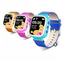 Детские умные смарт часы Smart Baby Watch Q80 с GPS 4 цвета