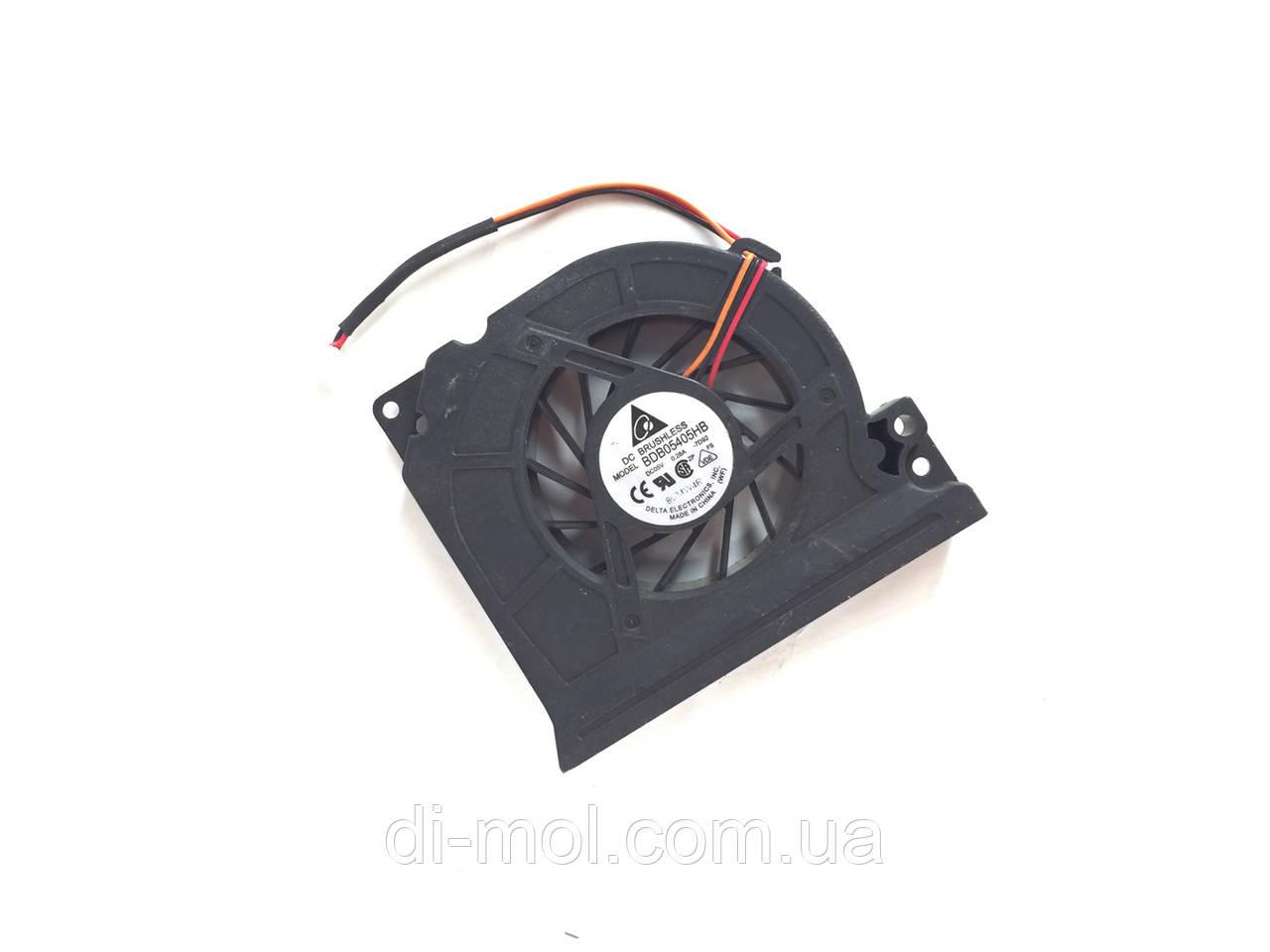 Вентилятор для ноутбука Samsung R58, R60, R60+, R60 Plus, P500 series, 3-pin