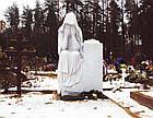 Скульптура ангела из мрамора № 32, фото 3