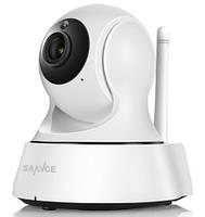 SANNCE Беспроводная 720 P Wi-Fi Ip-камера, Камера Видеонаблюдения, WI-FI Камера
